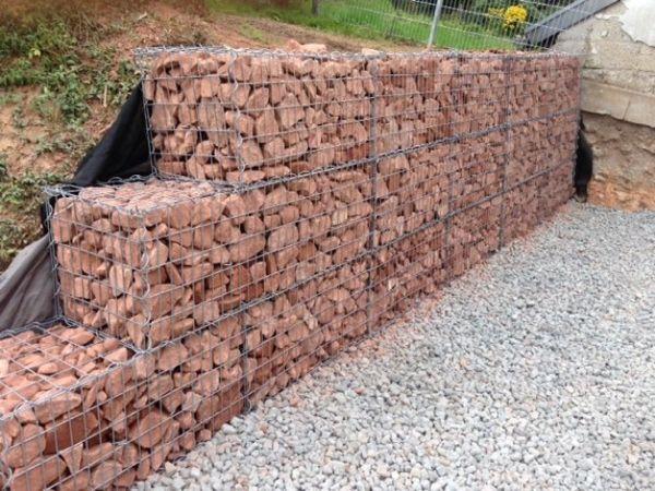 Gabionenmauer-Verbau-mit-Bauvlies