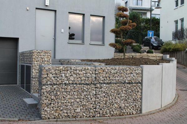 Gabionenwand-als-Gartengestaltung