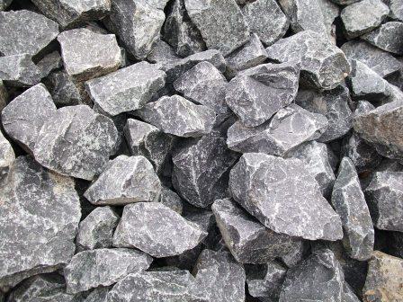 Basalt-Steine Körnung 60-120mm