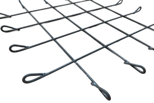 Abverkauf Steckösen-Gittermatten einzeln für Steckösen-Gabionen