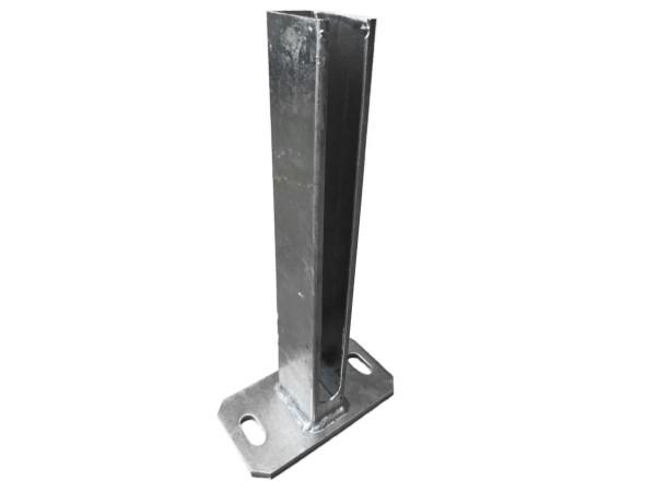 Fußplatte Universal-Mauerwerk 60/40mm