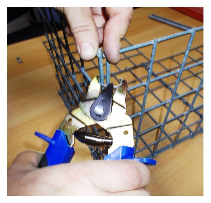 Mini-Gabionen-zusammenbauen