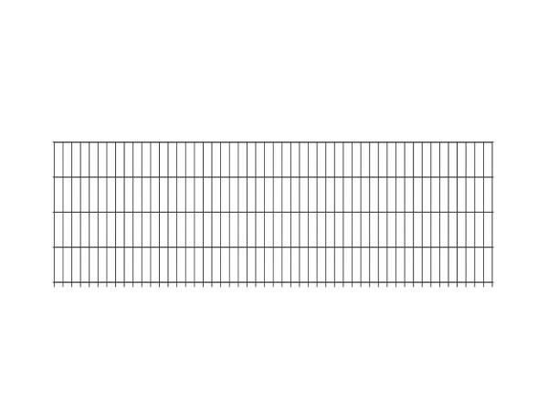 Doppelstabmatten 250cm lang