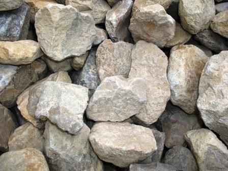 Jura-Steine Körnung 60-80mm
