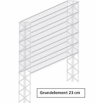 Flexi-Zaun Elemente